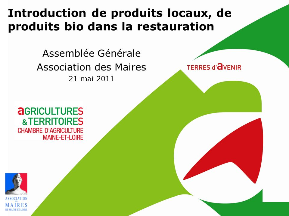 Assemble Gnrale Association Des Maires  Mai Ppt Video Online