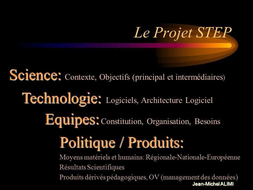 Science: Contexte, Objectifs (principal et intermédiaires)
