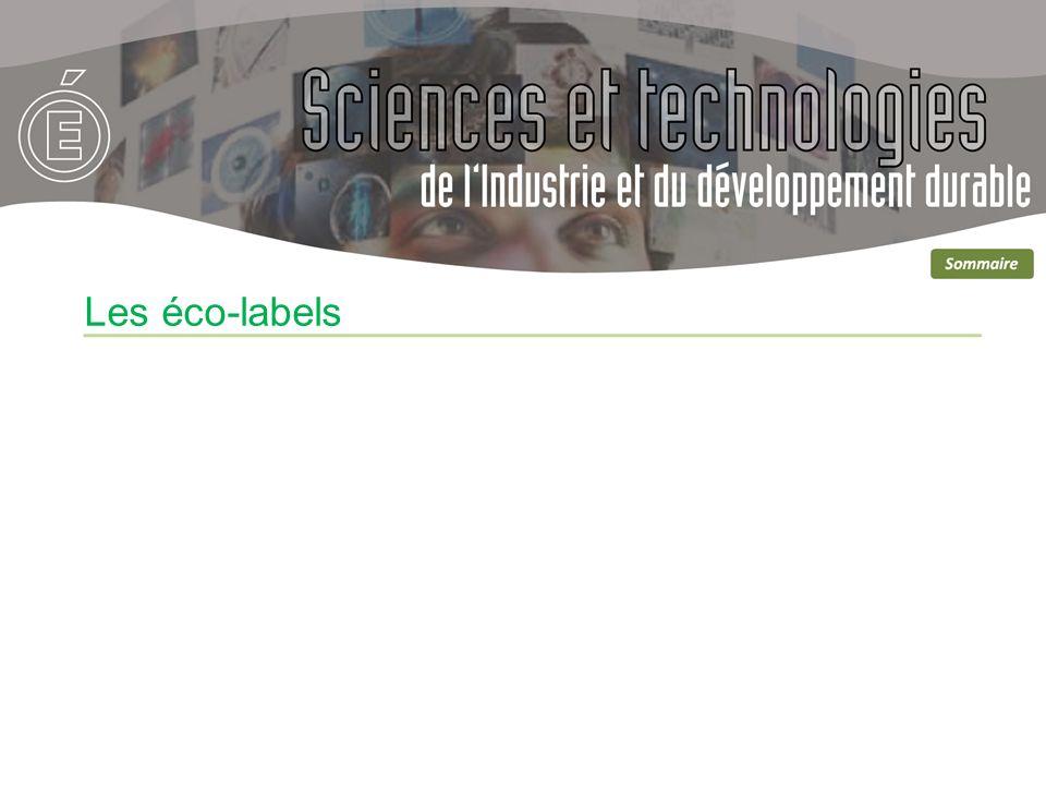 Les éco-labels