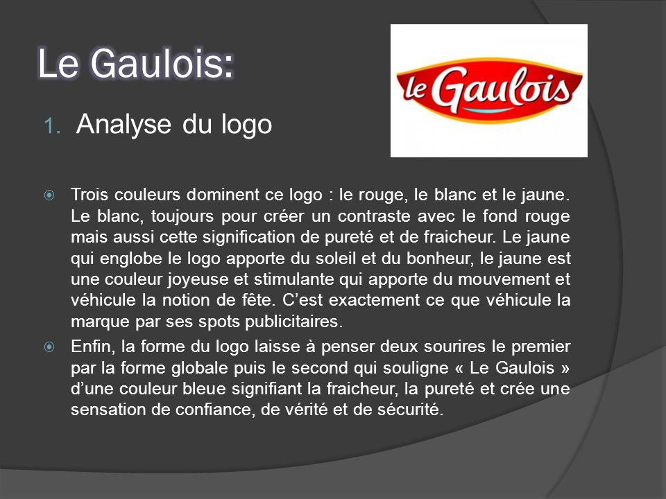 Le Gaulois: Analyse du logo