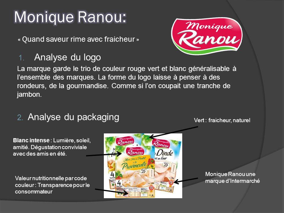 Monique Ranou: « Quand saveur rime avec fraicheur »