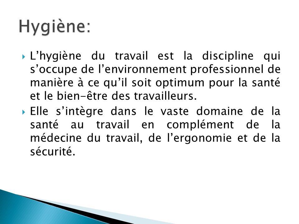 Hygiène: