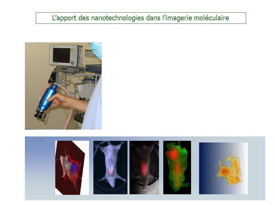 L'apport des nanotechnologies dans l'imagerie moléculaire