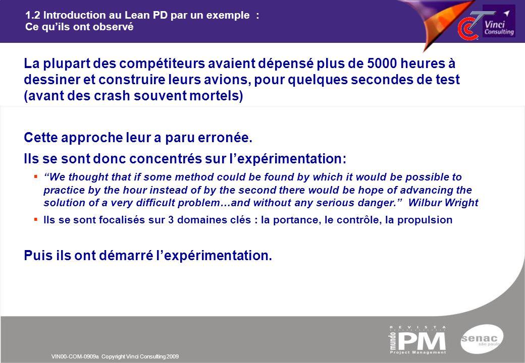 1.2 Introduction au Lean PD par un exemple : Ce qu'ils ont observé
