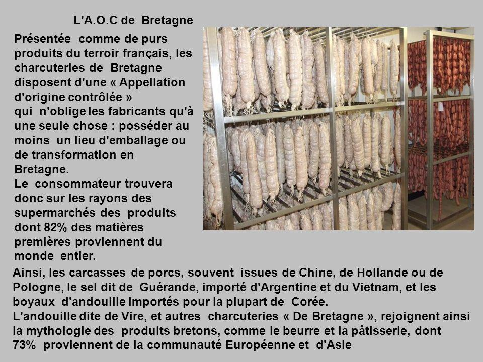 L A.O.C de Bretagne