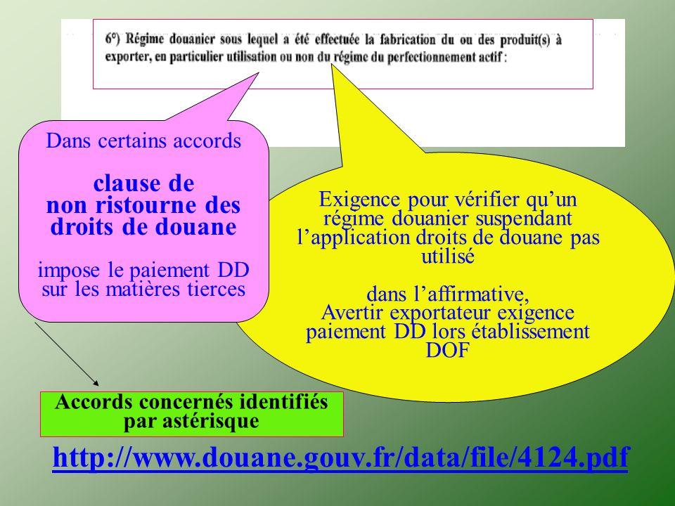 http://www.douane.gouv.fr/data/file/4124.pdf clause de