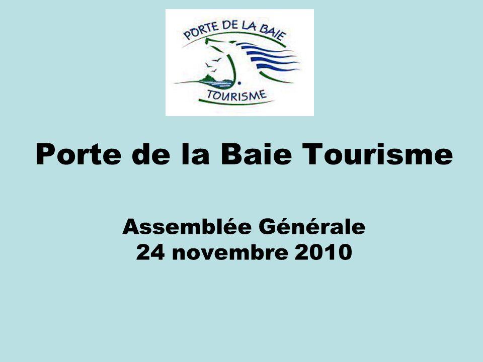 Porte de la Baie Tourisme