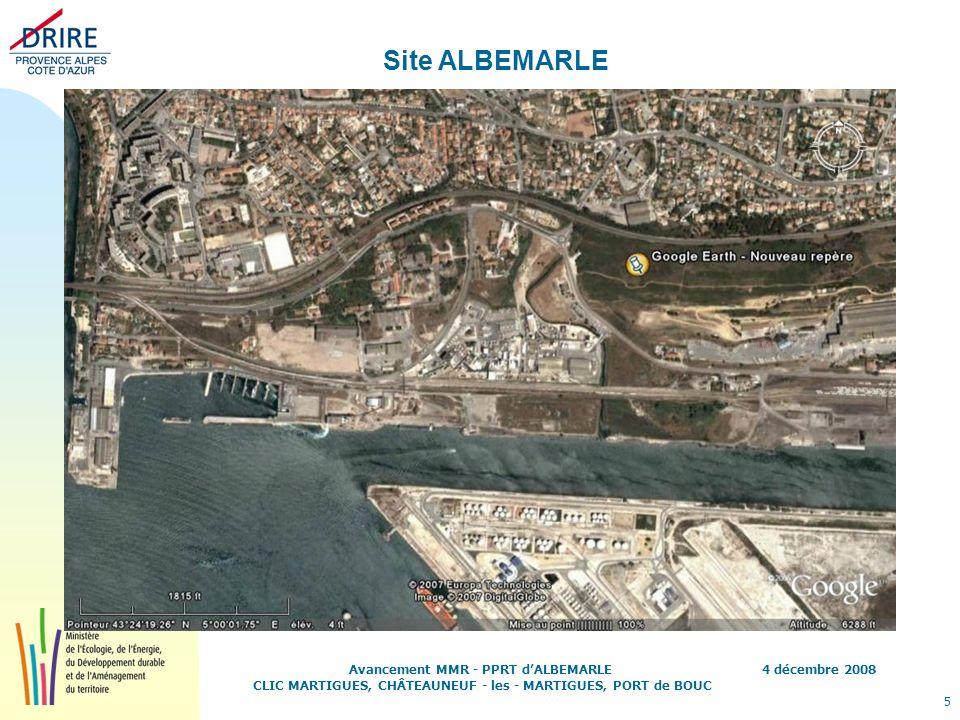 Site ALBEMARLE
