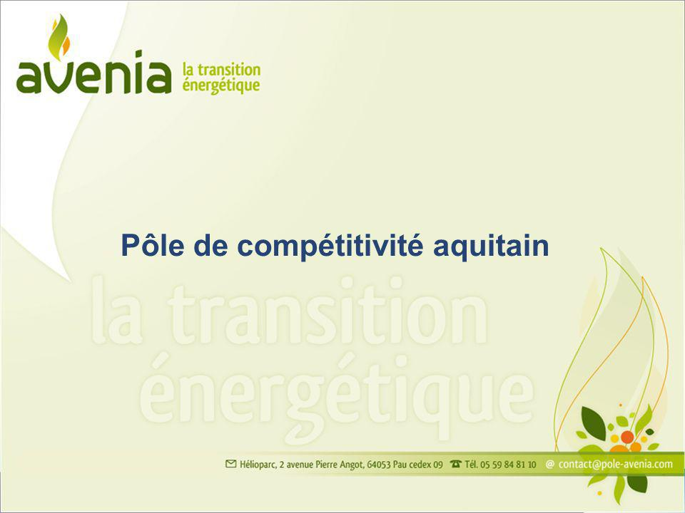 Pôle de compétitivité aquitain
