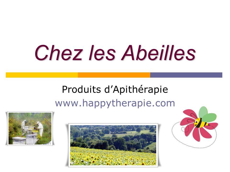 Produits d'Apithérapie www.happytherapie.com