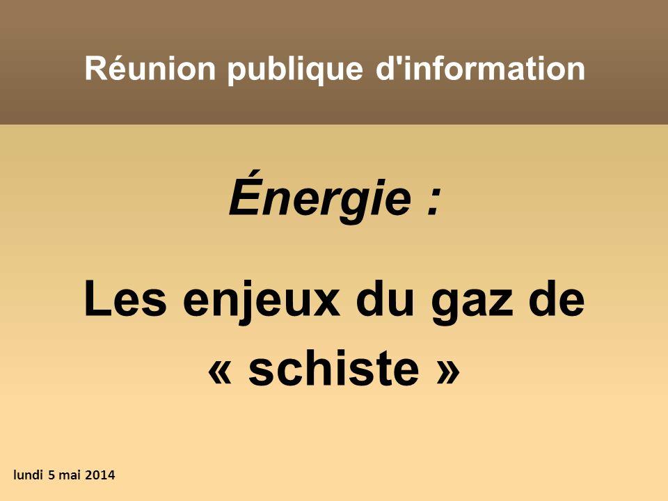 Réunion publique d information