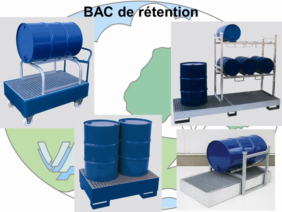 BAC de rétention