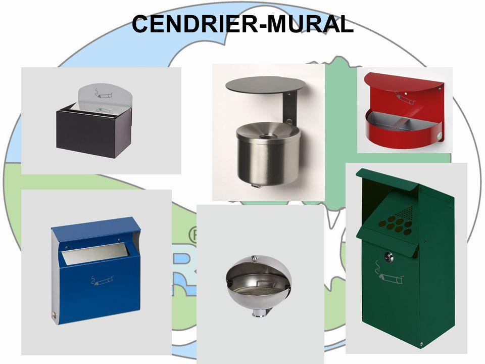 CENDRIER-MURAL