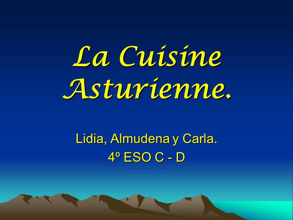 Lidia, Almudena y Carla. 4º ESO C - D