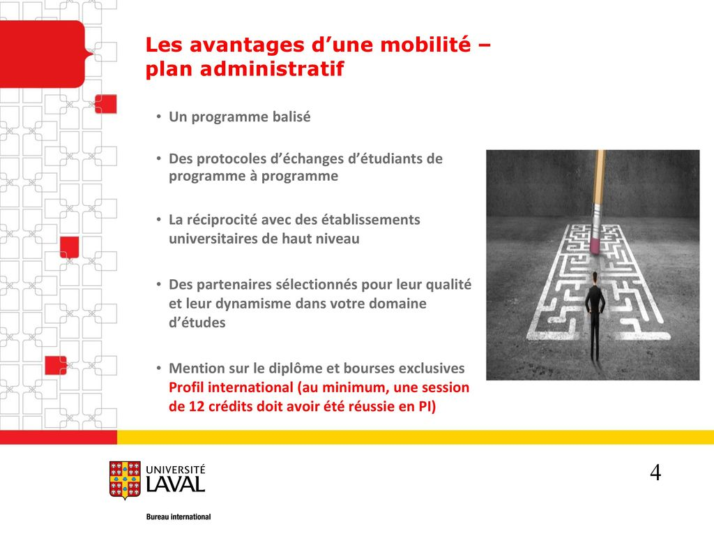 La mobilit tudiante r gles de base des changes ppt - Office allemand d echanges universitaires ...