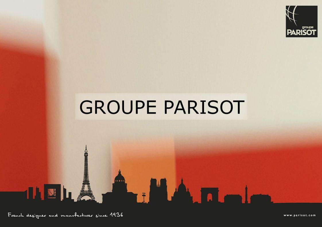 GROUPE PARISOT