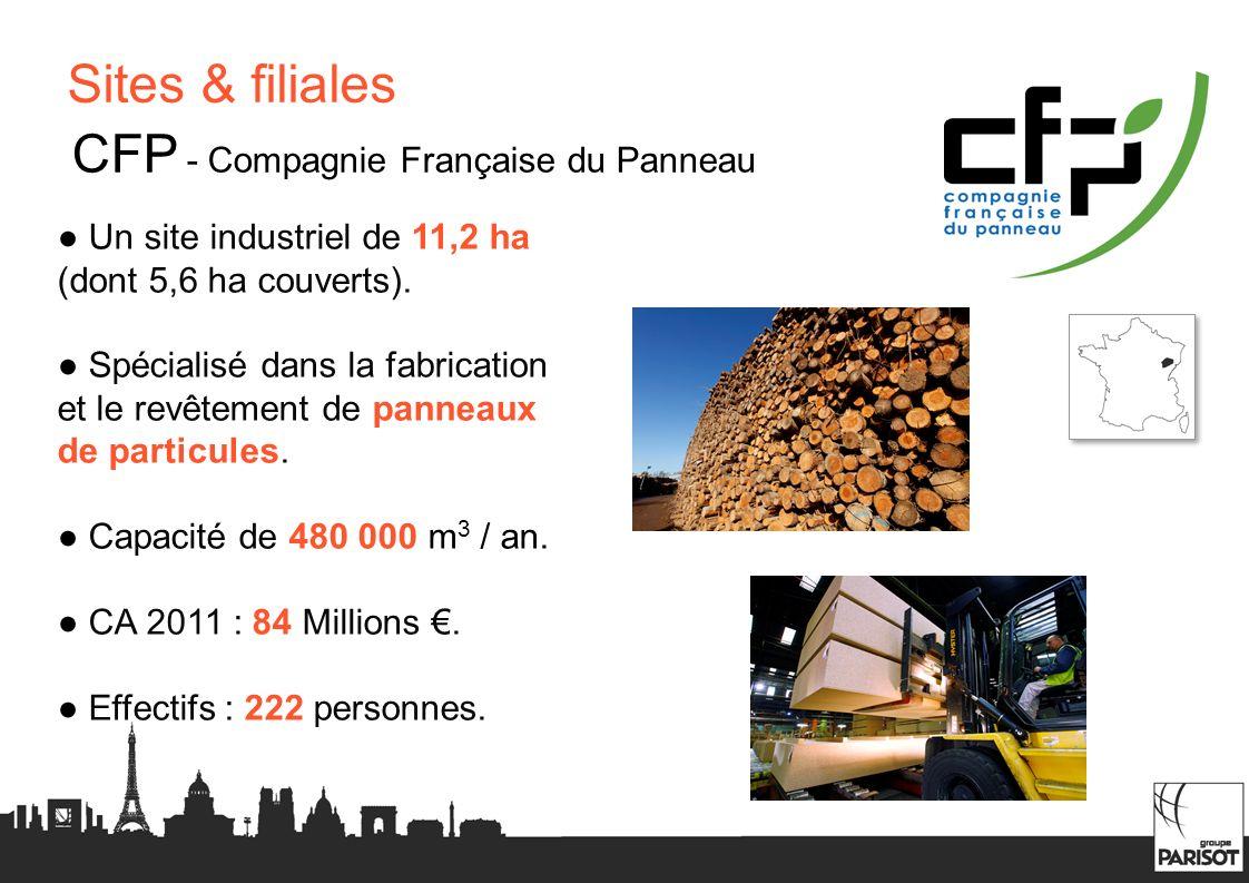 CFP - Compagnie Française du Panneau