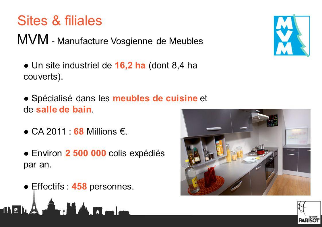 MVM - Manufacture Vosgienne de Meubles