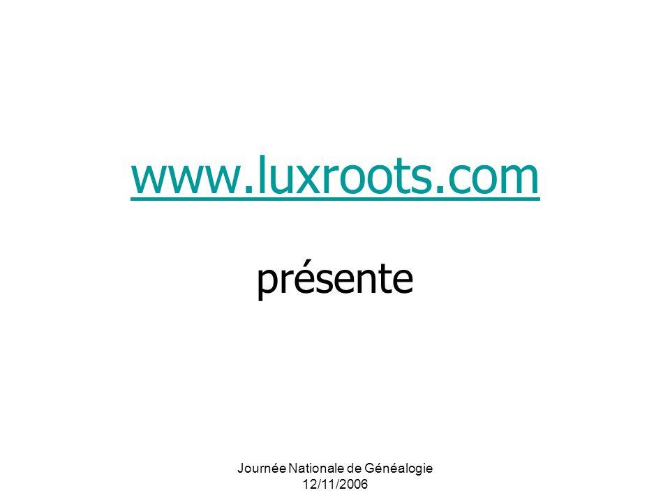 www.luxroots.com présente