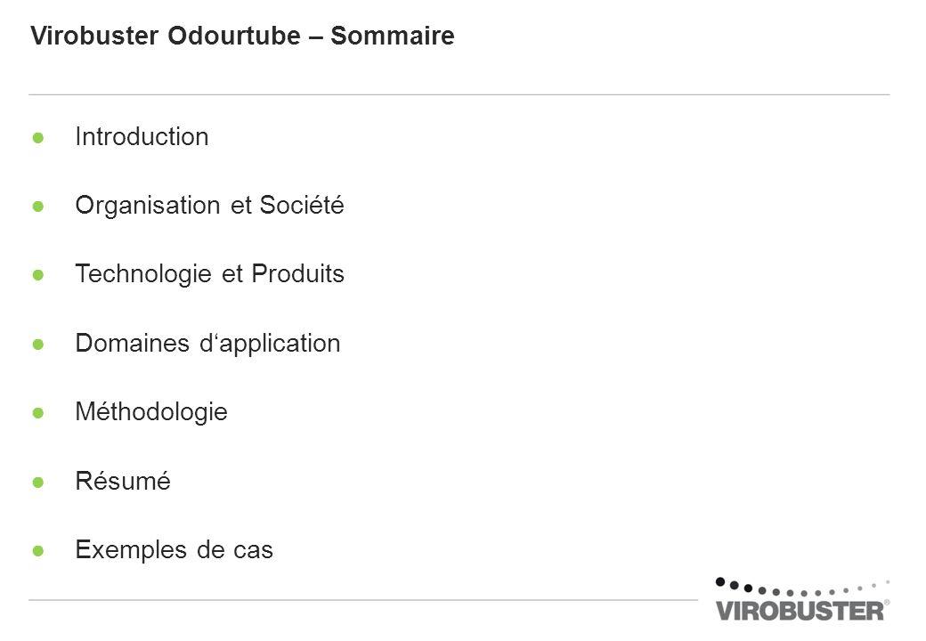 Virobuster Odourtube – Sommaire
