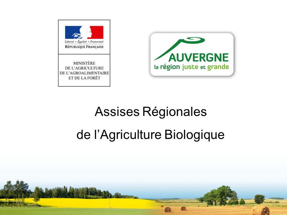 de l'Agriculture Biologique
