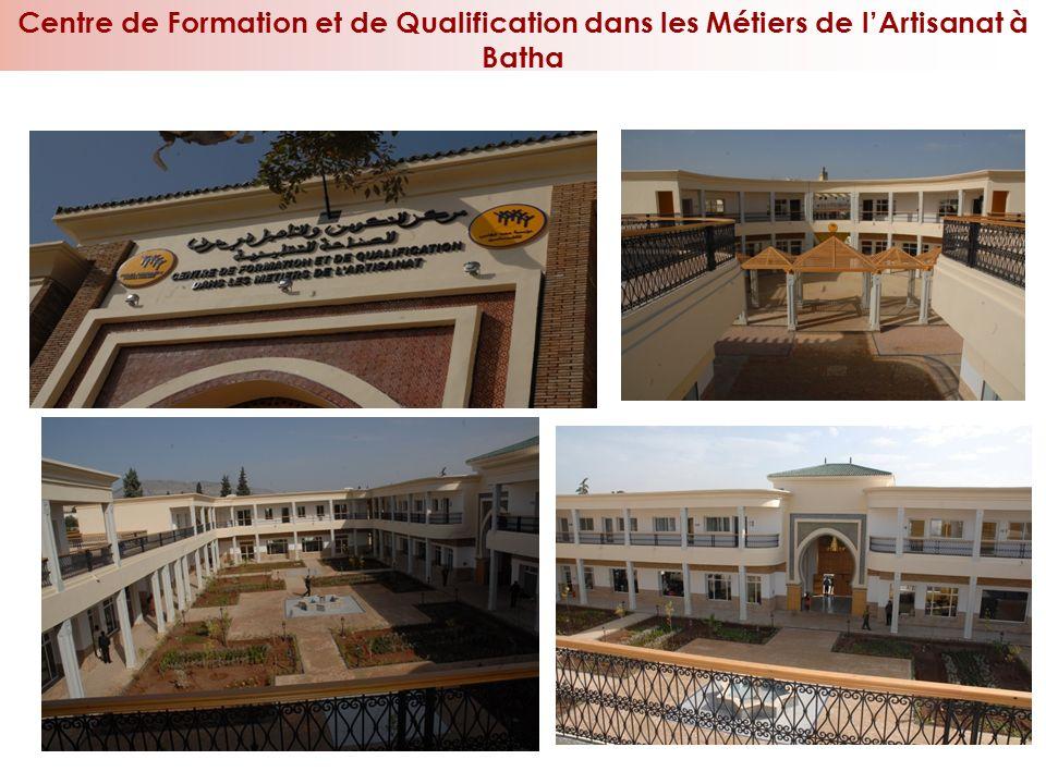 Centre de Formation et de Qualification dans les Métiers de l'Artisanat à Batha