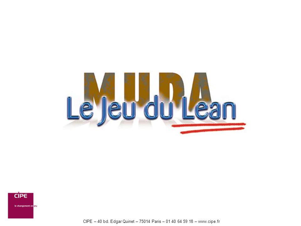 CIPE – 40 bd. Edgar Quinet – 75014 Paris – 01 40 64 59 18 – www. cipe