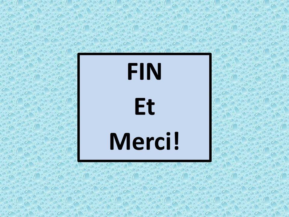 FIN Et Merci!