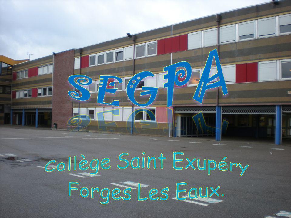 Collège Saint Exupéry Forges Les Eaux.