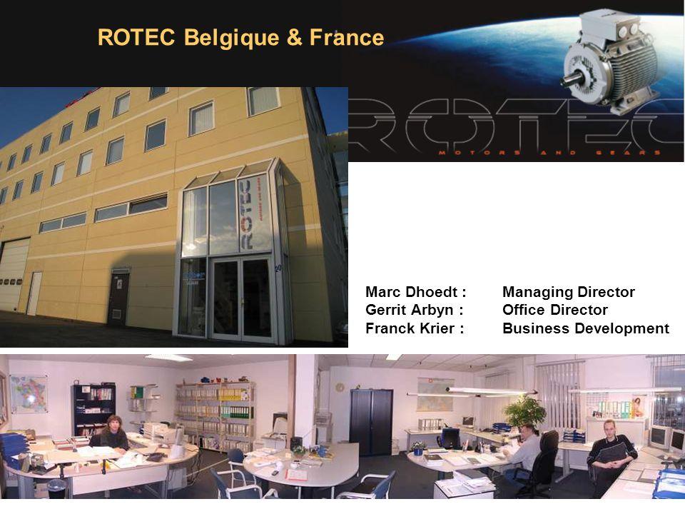 ROTEC Belgique & France