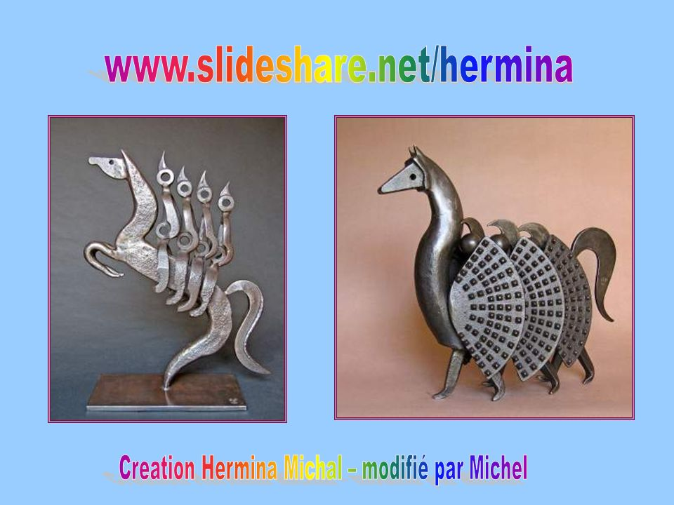 Creation Hermina Michal – modifié par Michel