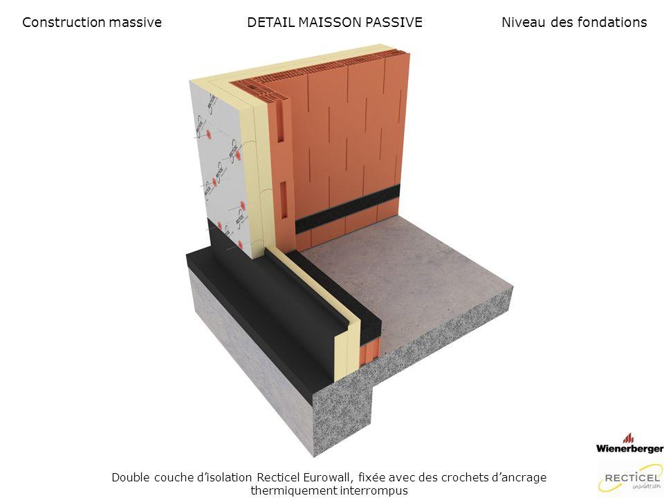 DETAIL MAISSON PASSIVE