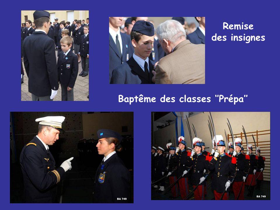 Baptême des classes ''Prépa''