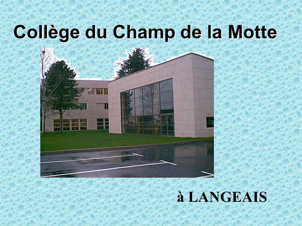 Collège du Champ de la Motte