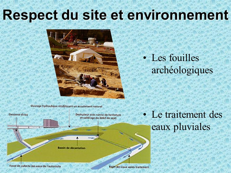 Respect du site et environnement