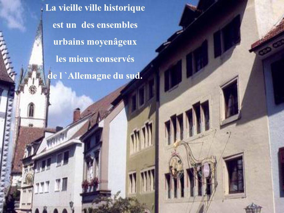 La vieille ville historique