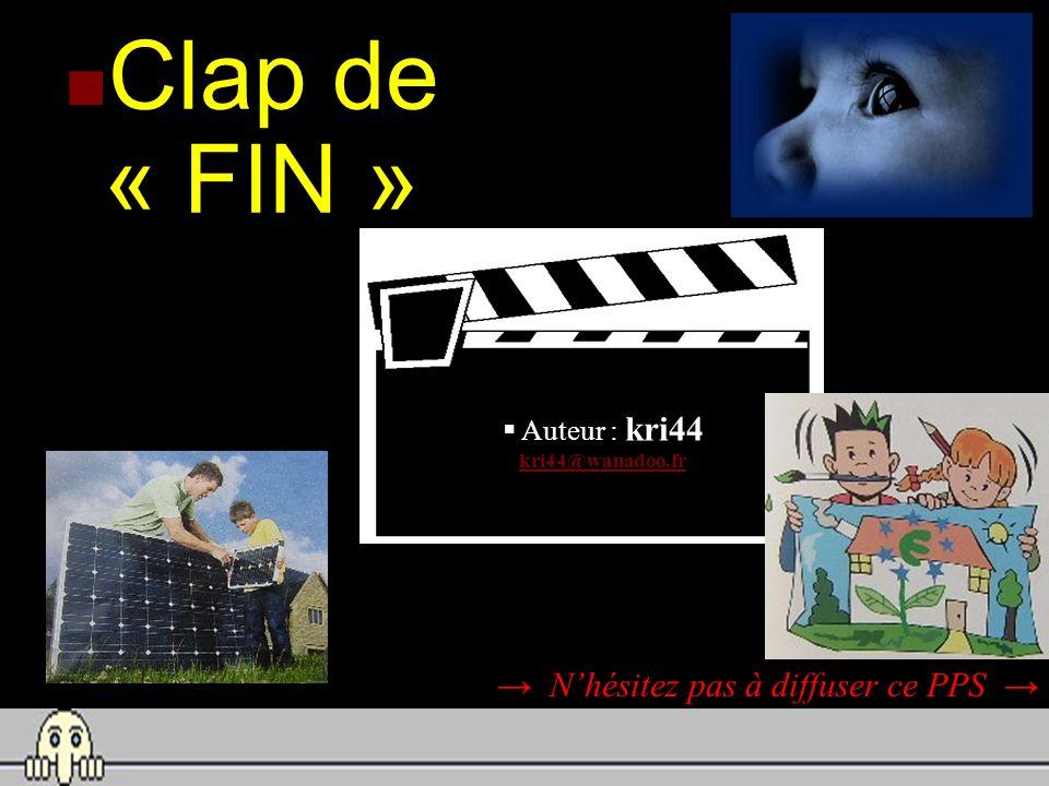 Auteur : kri44 kri44@wanadoo.fr