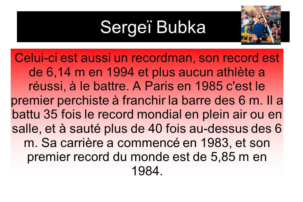 Sergeï Bubka