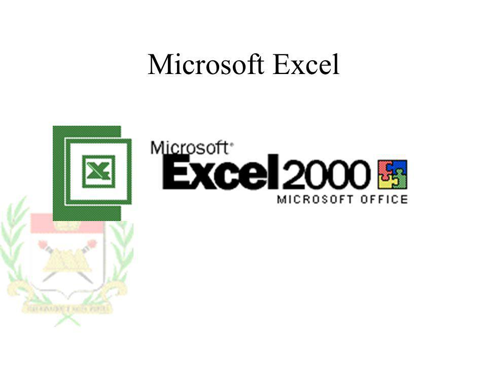 Microsoft Excel Teacher: