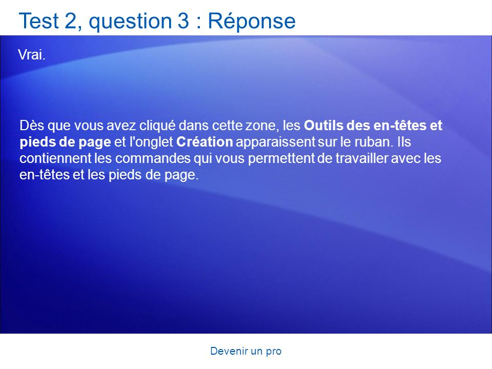 Test 2, question 3 : Réponse