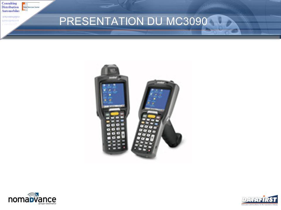 PRESENTATION DU MC3090