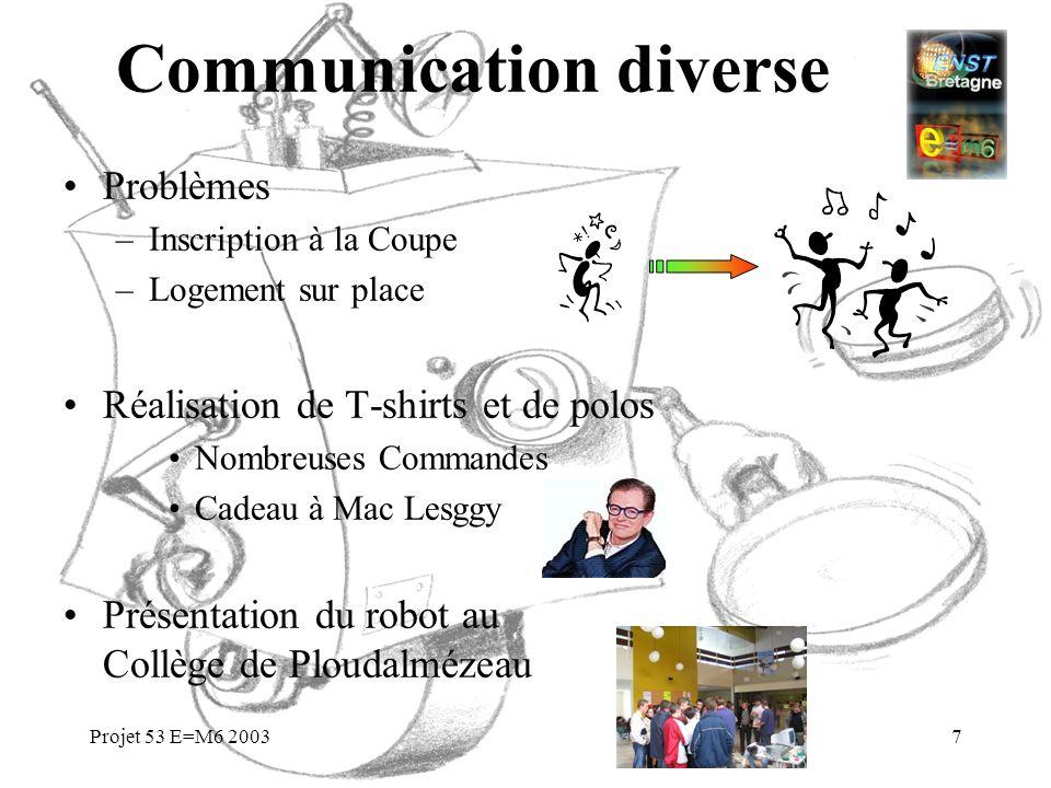Communication diverse
