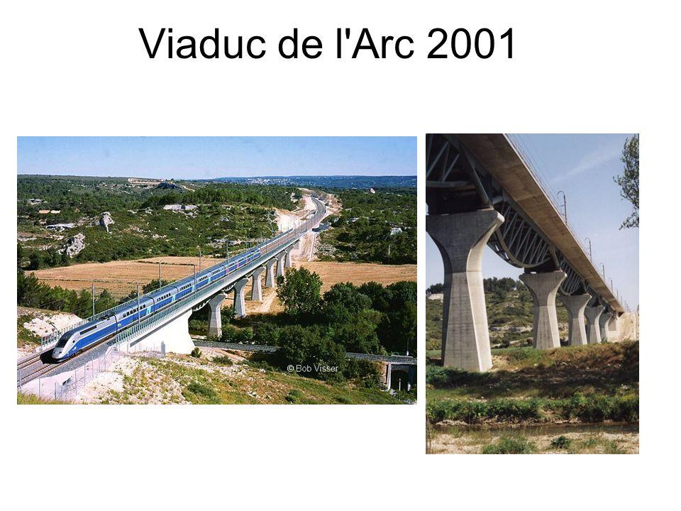 Viaduc de l Arc 2001