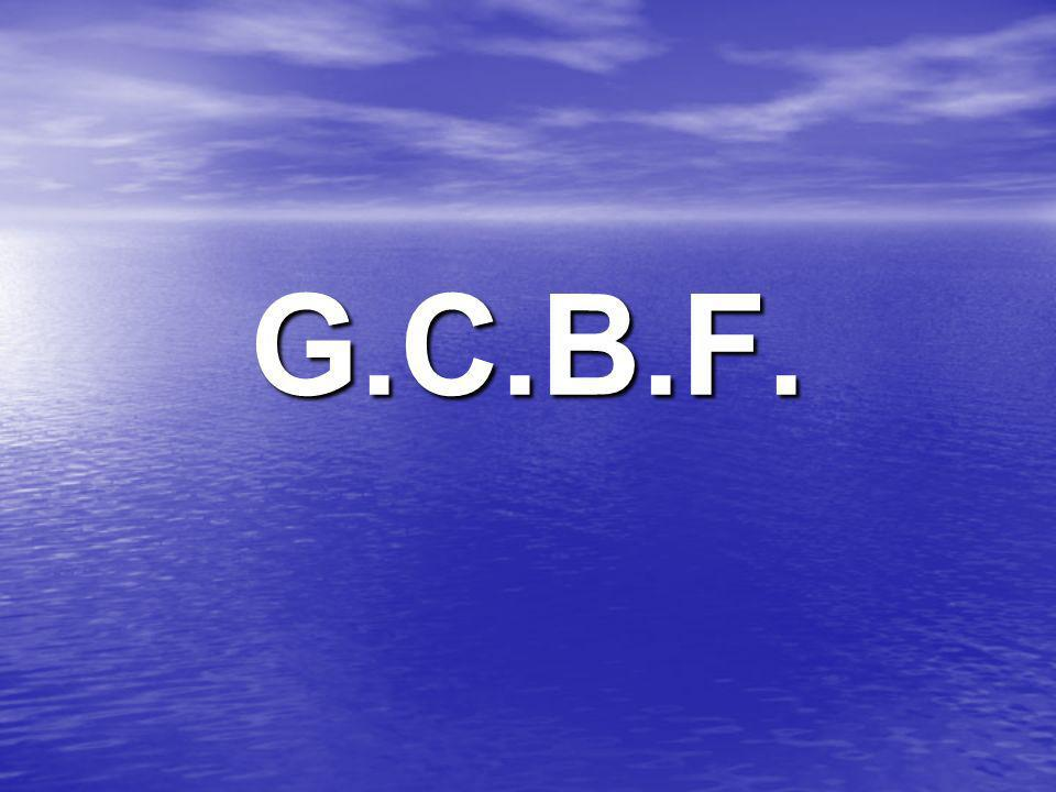 G.C.B.F. Début