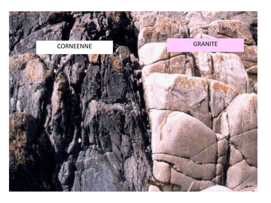 GRANITE CORNEENNE