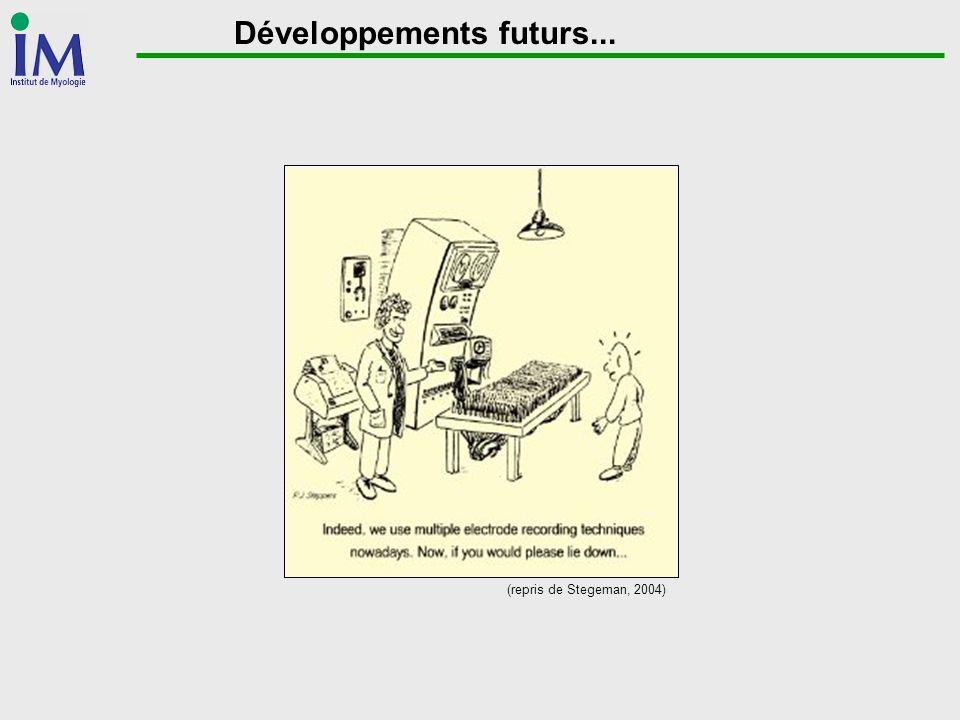 Développements futurs...