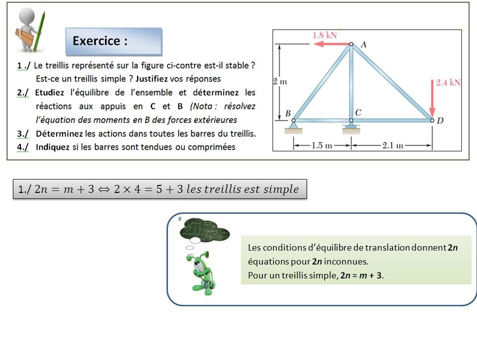 1./ 2𝑛=𝑚+3⇔2×4=5+3 𝑙𝑒𝑠 𝑡𝑟𝑒𝑖𝑙𝑙𝑖𝑠 𝑒𝑠𝑡 𝑠𝑖𝑚𝑝𝑙𝑒