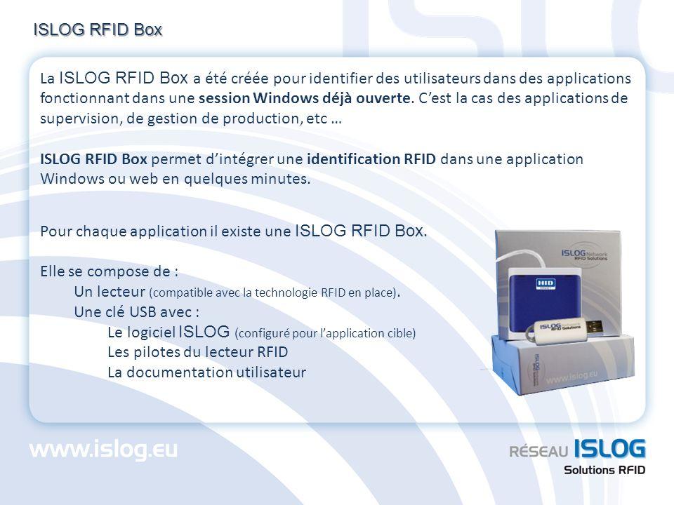 ISLOG RFID Box