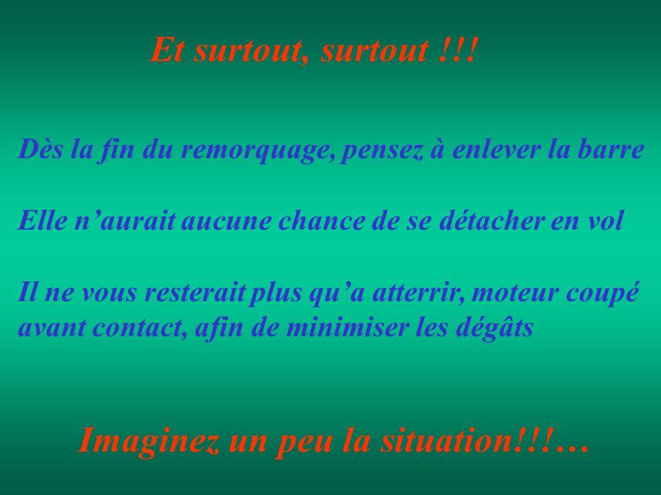 Imaginez un peu la situation!!!…