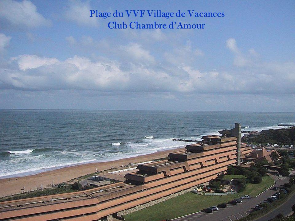 Plage du VVF Village de Vacances